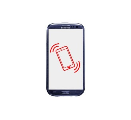 Cambio Vibrador Samsung S3