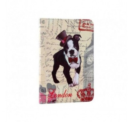 FUNDA STAND 2P URBAN TRENDY 10.1'' LONDON DOG E-VITTA