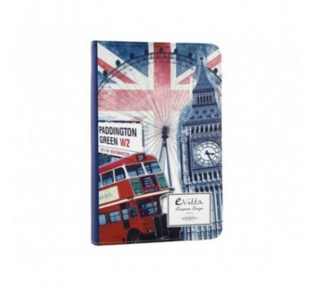 FUNDA STAND 2P URBAN TRENDY 10.1'' LONDON E-VITTA
