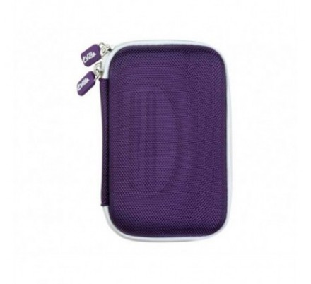 FUNDA COVER SHOCK CAJA EXTERNA HDD 2.5'' PURPLE E-VITTA
