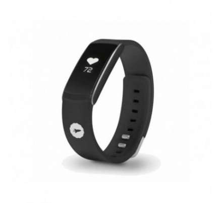 SPC PULSERA FITNESS NEW FIT PULSE BLACK