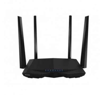 TENDA WIRELESS ROUTER AC1200 AC6 BROADCOM