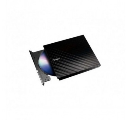 DVD RW SDRW-08D2S-U LITE EXTERNA BLACK ASUS