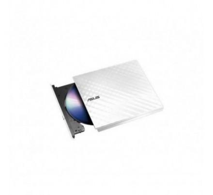DVD RW SDRW-08D2S-U LITE EXTERNA WHITE ASUS