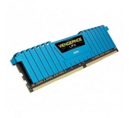 DDR4 16 GB(2X8KIT) 3000 VENGEANCE LPX BLUE CORSAIR
