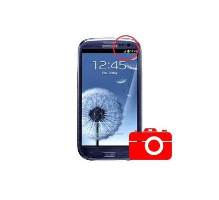 Cambio Cámara Frontal Samsung Galaxy S3 Mini