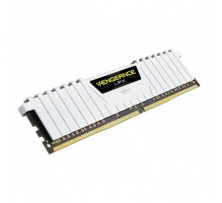 DDR4 16 GB(2X8KIT) 3000 VENGEANCE LPX WHITE CORSAIR