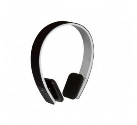 AURICULARES BLUETOOTH BTH-204 BLACK DENVER