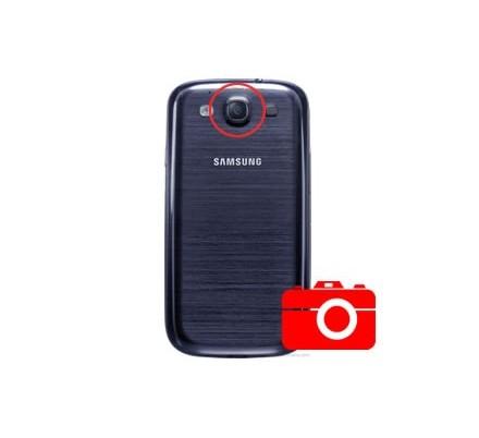 Cambio Cámara Trasera Samsung Galaxy S3 Mini