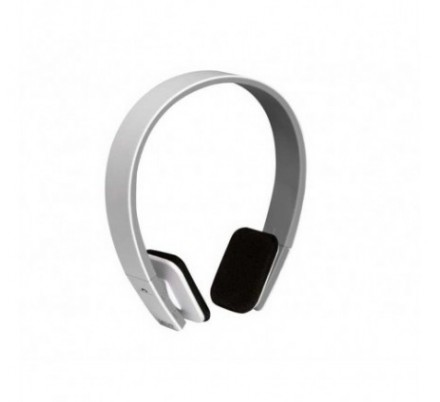 AURICULARES BLUETOOTH BTH-204 WHITE DENVER