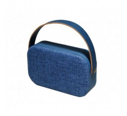 ALTAVOZ BLUETOOTH 4.1 BTS-63 BLUE DENVER