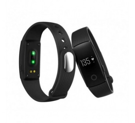 PULSERA FITNESS BFH-12 BLACK DENVER