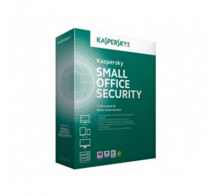KASPERSKY SMALL OFFICE SECURITY 5.0 10 Lic. + 1 Server