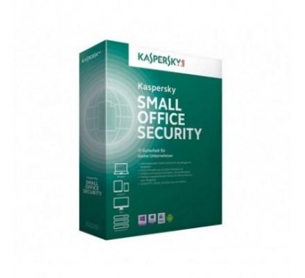 KASPERSKY SMALL OFFICE SECURITY 5.0 10 Lic. + 1 Server
