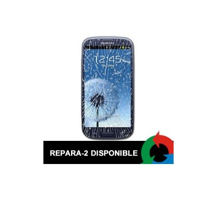 Cambio Display Samsung Galaxy S3 Mini Azul