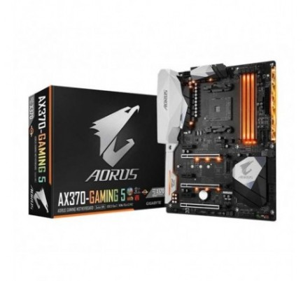 PLACA BASE AORUS AX370 GAMING 5 GIGABYTE