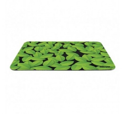 ALFOMBRILLA MOUSE ECO-FRIENDLY GREEN LEAVES TRUST
