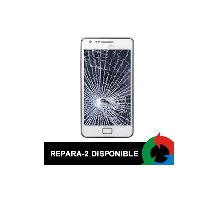 Cambio Display Samsung Galaxy S2 Blanco
