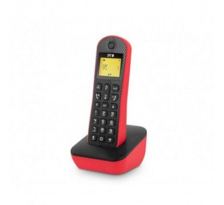 SPC TELEFONO INALAMBRICO ART 2.1 BLACK/RED