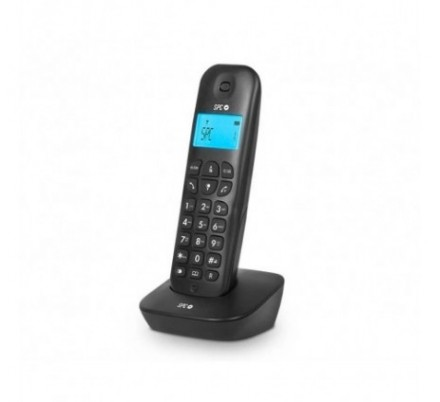 SPC TELEFONO INALAMBRICO NEW AIR BLACK