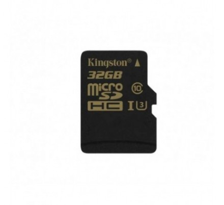 MICRO SDHC 32 GB 1 ADAP. ACTION CARD U3 KINGSTON