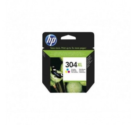CARTUCHO COLOR HP 304XL (N9K07AE)