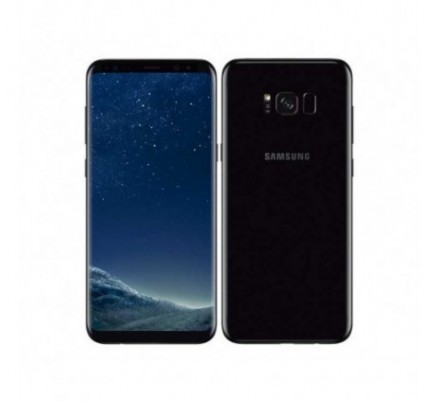 SMARTPHONE SAMSUNG GALAXY S8 5.8'' 64 GB MIDNIGHT BLACK