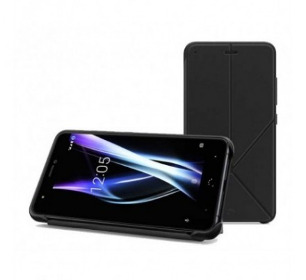 FUNDA DUO BLACK AQUARIS X/X PRO BQ