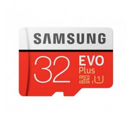 MICRO SD 32 GB EVO+ 1 ADAP. CLASS 10 SAMSUNG