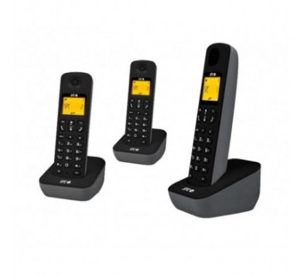 SPC TELEFONO INALAMBRICO AIR TRIO BLACK