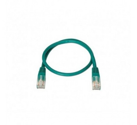 CABLE DE RED UTP CAT6 TIPO 3 M VERDE