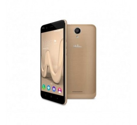 SMARTPHONE WIKO HARRY 5'' IPS 4G (16+3 GB) GOLD