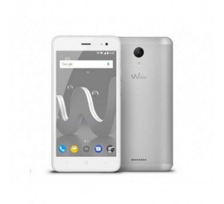 SMARTPHONE WIKO JERRY2 5'' IPS 16 GB SILVER