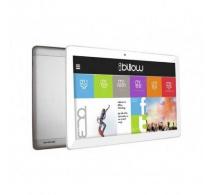 TABLET X104 10.1'' IPS 4G 16 GB SILVER BILLOW