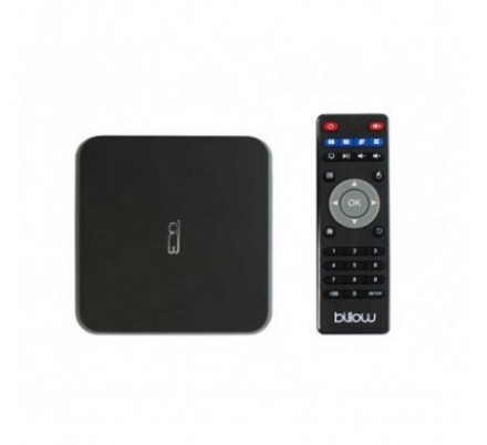 ANDROID SMART TV BOX 4K 2 GB DUAL BAND BILLOW