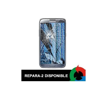 Cambio Display Samsung Galaxy Note 2 Negro