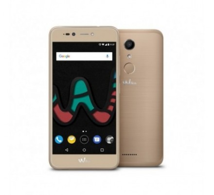 SMARTPHONE WIKO U PULSE LITE 5.2'' IPS 4G (32+3 GB) GOLD