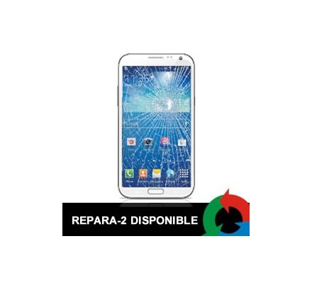 Cambio Display Samsung Galaxy Note 2 Blanco