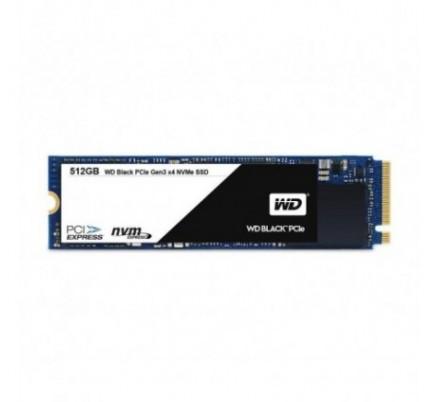 512 GB SSD SERIE M.2 2280 PCIe BLACK WD