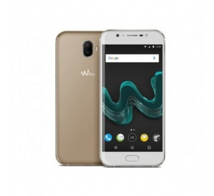 SMARTPHONE WIKO WIM 5.5'' IPS 4G (64+4 GB) GOLD