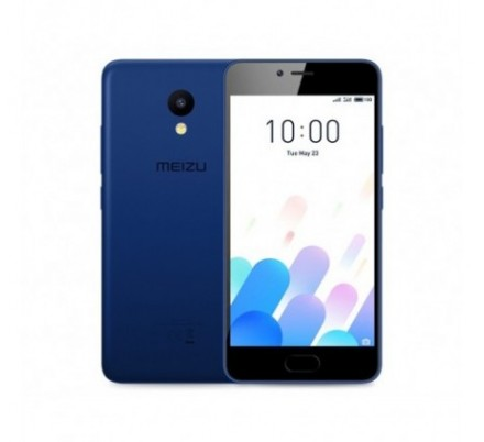 SMARTPHONE M5C IPS 4G 5'' (16+2 Gb) BLUE MEIZU