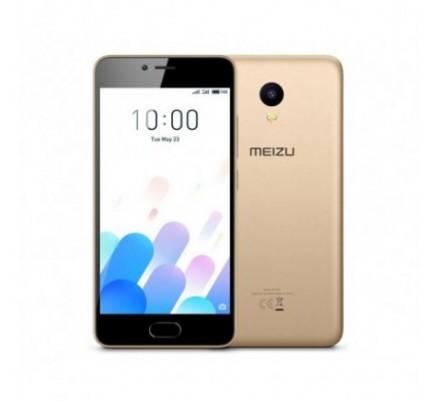 SMARTPHONE M5C IPS 4G 5'' (16+2 Gb) GOLD MEIZU