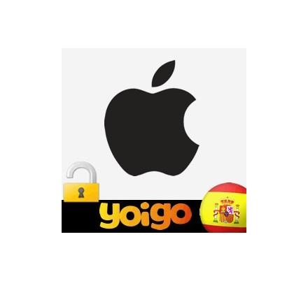 Liberar Iphone Yoigo