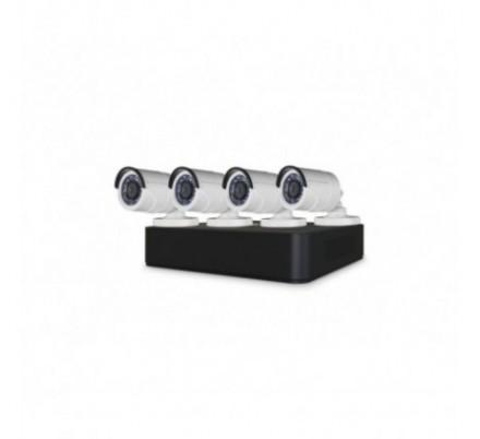 KIT VIDEOVIGILANCIA CCTV 8 CANALES 720P + 2TB WD PURPLE CONCEPTRONIC