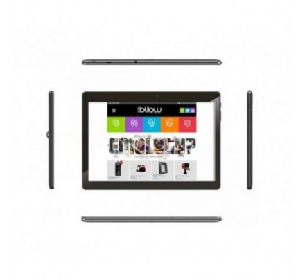 TABLET X101PRO 10.1'' IPS 16 GB GPS BLACK BILLOW