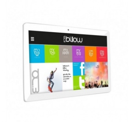 TABLET X101PRO 10.1'' IPS 16 GB GPS SILVER BILLOW