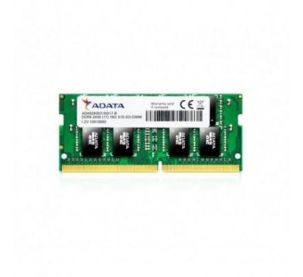 DDR4 8 GB 2400 Mhz. SODIMM ADATA