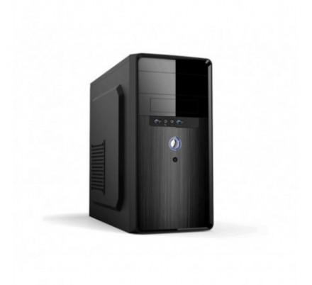 CAJA MICROATX MPC24 FA/500GR USB3.0 BLACK PCCASE