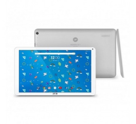 SPC TABLET HEAVEN 10.1'' IPS 32 GB QUAD CORE WHITE/SILVER