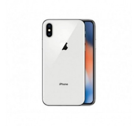 APPLE iPHONE X 256 GB SILVER